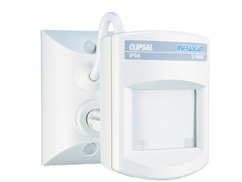 Clipsal outdoor motion sensor