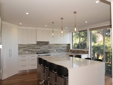 LED Lights installed by licensed electricians