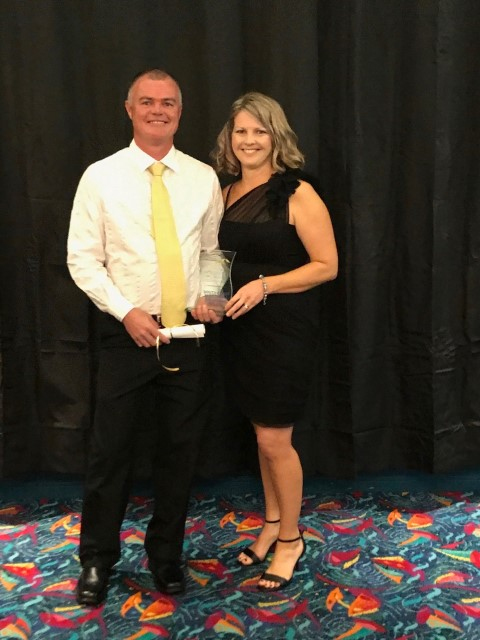 South Coast Electrical Solutions Award Winners