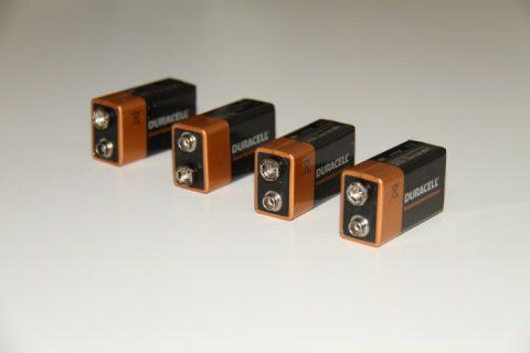 smoke alarm batteries